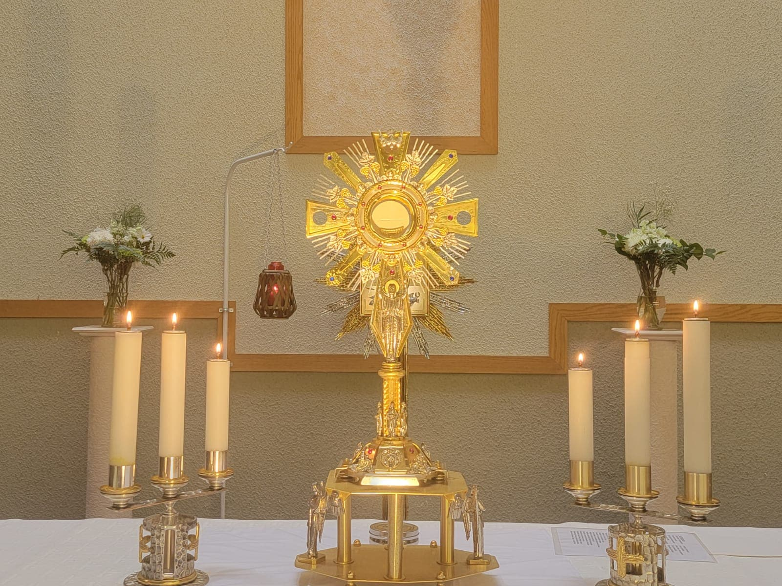 Blessed Sacrament Exposition